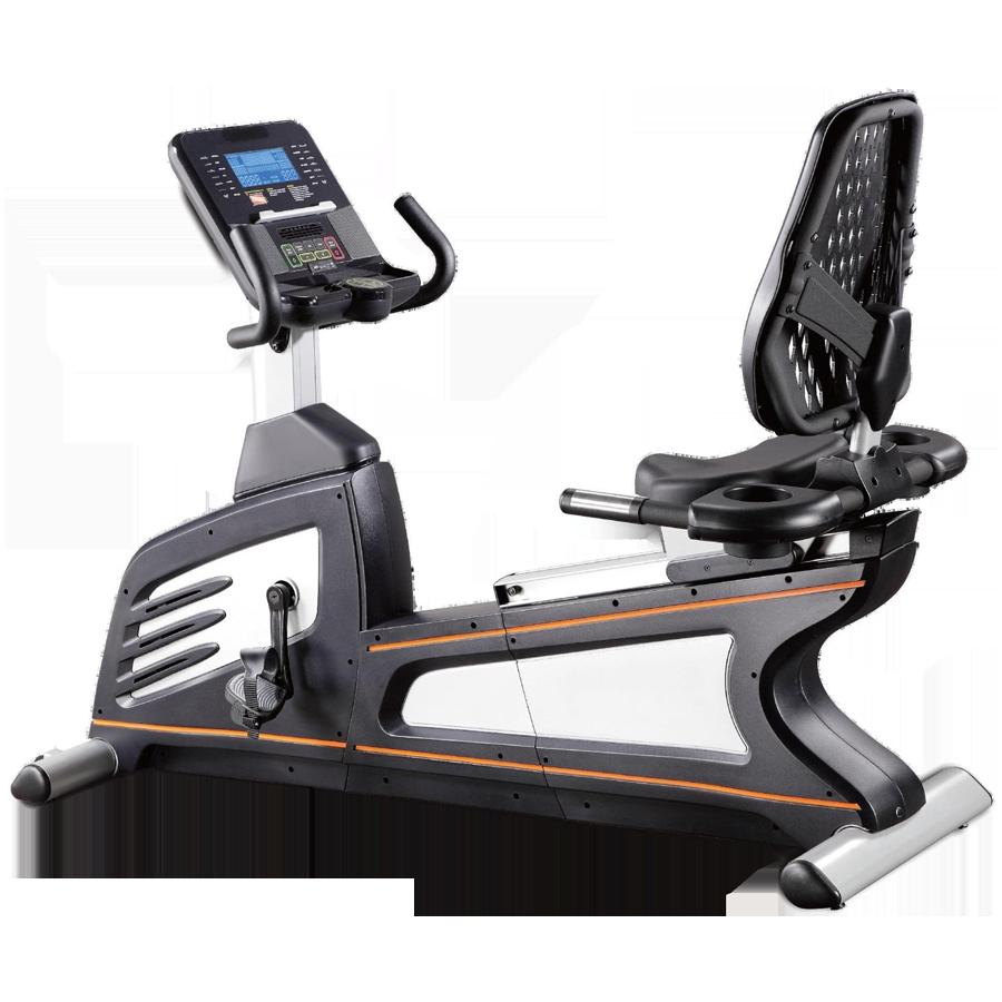 A-2100 recumbent bike - Titan Fitness